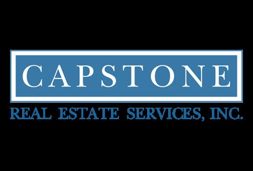 Capstone Real Estate Services Logo
